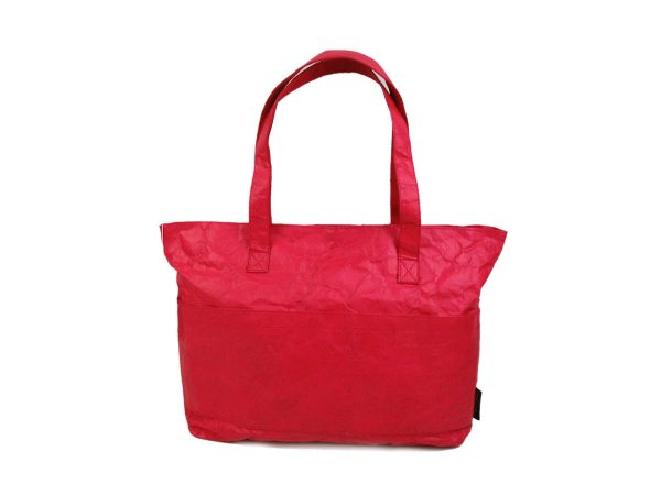 sac_cabas_shopping_papier_kraft_ecologique_rouge_original_auctor.fr